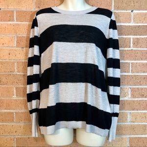 Banana Republic size Small striped sweater